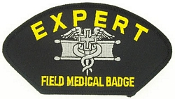 Expert Field Medic Patches